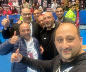 الاتحاد المصرى لكرة اليد: احنا ملوك أفريقيا.. مليون مبروك لمصر