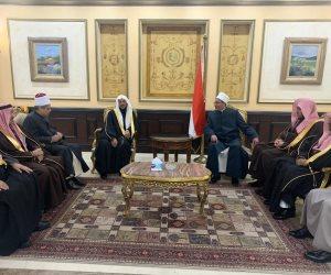 وزير الشؤون الإسلامية السعودى: حضور الرئيس السيسي مؤتمر الأزهر سيحمّل الحضور مسئولية الوصول لنتائج تخدم المسلمين
