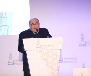 مصطفى الفقي: مؤتمرات الأزهر أجراس تنبهنا للأخطار الفكرية الحقيقية