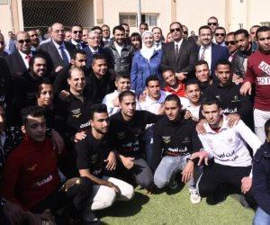 «التضامن» تشهد حفل تخريج 100 متعافي من الأدمان.. وتمنحهم قروضا لإنشاء مشروعات