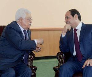 وكالة «وفا»: قمة فلسطينية مصرية تجمع الرئيسين السيسي وأبو مازن غدا
