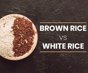 7 أسباب صحية لاختيار الأرز البني مقابل الأرز الأبيض