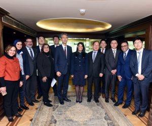 محفظة التعاون بين البلدين تبلغ 458 مليون دولار.. تفاصيل لقاء «المشاط» بوفد البنك الكورى للاستيراد والتصدير