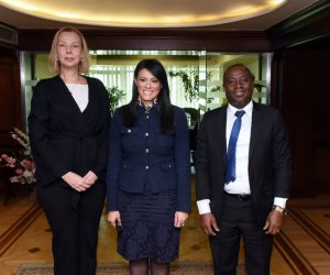 وزيرة التعاون الدولي: نتطلع لتعميق الشراكة الاستراتيجية مع بنك التنمية الإفريقي