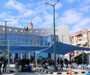 في عيد الشرطة .. الداخلية  تفتتح أقسام و مواقع شرطية جديدة ببورسعيد (صور)