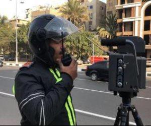 انتبه الطريق مراقب بالكاميرات.. تطوير منظومة رصد المخالفات وتخطى السرعة