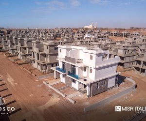 مصر ايطاليا العقارية أول مطور عقاري يقوم بتسليم مشروعات فى العاصمة الإدارية