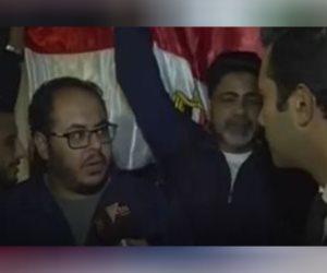 الصيادون العائدون من اليمن يوجهون الشكر للرئيس السيسي: «حقيقي مصر مبتنساش ولادها»