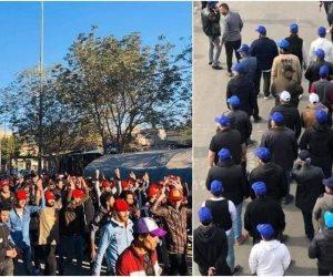 القبعات الحمراء vs الزرقاء.. من يواجه من في العراق؟