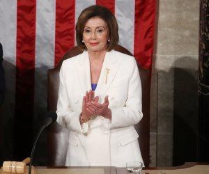 «أنا براوية ومحدش يقدر عليا».. نانسي بيلوسي تثأر من ترامب