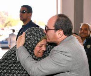 متحدث الرئاسة: السيسى يأمر بعلاج وتوفير محل لمواطنة على نفقة الدولة