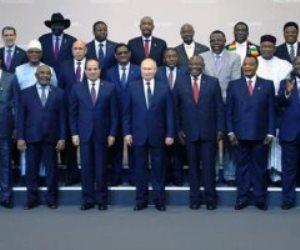 فيلم تسجيلي عن مسيرة السيسي في رئاسة الاتحاد الأفريقي خلال عام (فيديو)