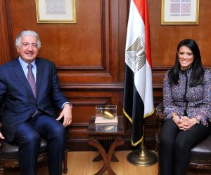 «المشاط» تبحث مع المؤسسة الدولية الإسلامية لتمويل التجارة سبل التكامل مع مصر في «التنمية»