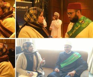 المشاركون في مسابقة القرآن الكريم: تتلمذنا علي يد علماء الأزهر