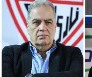 هاني زادة يوضح موقفه من تأجيل القمة.. وتفاصيل ارتداء سيد عبدالحفيظ قميص الزمالك «مرتين»