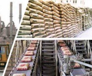 وقف تراخيص البناء تعمق جراح صناعة الأسمنت في مصر