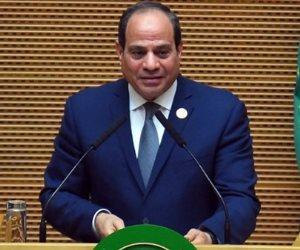 مصر تتربع على عرش إفريقيا.. يد تحمي وأخرى تصنع السلام
