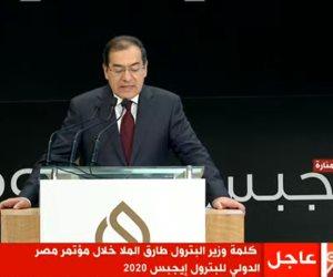 وزير البترول: ارتفاع الاستثمارات الأجنبية والوطنية للقطاع إلى 1 تريليون جنيه