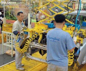 بسبب كورونا.. مبيعات السيارات تهبط في الصين 10%