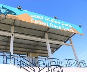 استعدادات مكثفة لانطلاق مهرجان سباق الهجن الرابع بشرم الشيخ الخميس المقبل (صور)