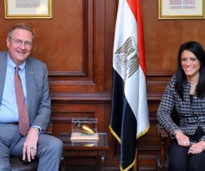 «المشاط» تبحث مع المنسق المقيم للأمم المتحدة في مصر تعميق التعاون في التمويلات التنموية