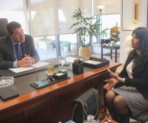أكرم تيناوى الرئيس التنفيذى لبنك المؤسسة العربية المصرفية ABC مصر: القطاع المصرفي له دور كبير في النمو الاقتصادي