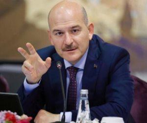 على قناة الجزيرة.. وزير الداخلية التركي يفضح صراع المؤسسات في بلاده