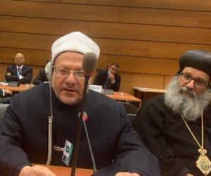المفتي: الجماعات المتطرفة تفسر بعض النصوص الدينية بمنطق مشوه