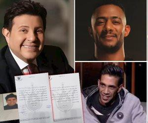 مفاجأة بالمستندات.. شاكوش وعمر كمال ومحمد رمضان وقعوا على إقرارات عدم استخدام ألفاظ خارجة