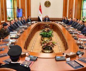 السيسي يراجع موقف تقنين واسترداد أراضي الدولة