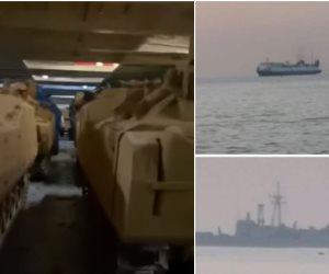 صحيفة إيطالية: كابتن سفينة الأسلحة المحتجزة اعترف بدور المخابرات التركية في إرسالها لليبيا