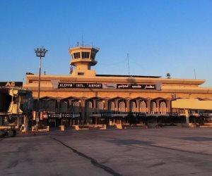 اليوم.. سوريا تعيد تشغيل مطار حلب الدولى