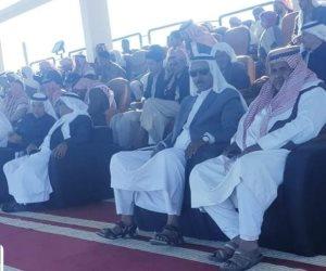 بحضور رموز قبائل سيناء.. انطلاق مهرجان شرم الشيخ الرابع للهجن بـ11 شوط حرائر (صور)