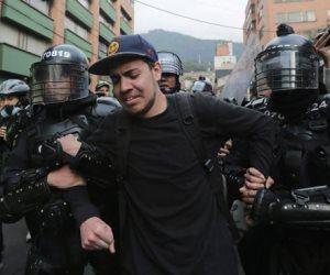العالم هذا الصباح: تظاهرات ضد الحكومة الكولومبية.. وجو بايدن في لاس فيجاس (صور)