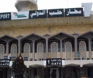 """تراشق كلامي"" بين واشنطن ودمشق بعد تشغيل مطار حلب"