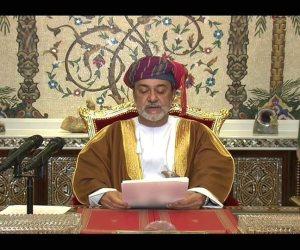 سلطان عمان: السلطنة ستحرص على بقائها ناشرة للسلام في المنطقة