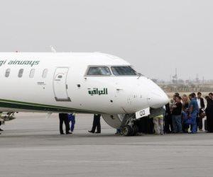 احتجاجات داخل الخطوط الجوية العراقية.. والمتظاهرون: نطالب بصرف رواتبنا