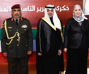 القباج تشارك في احتفال السفارة الكويتية بمناسبة العيد الوطني