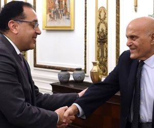 رئيس الوزراء يلتقي مجدى يعقوب ويدعوه لوضع حجر أساس المركز العالمي لجراحات وأبحاث القلب