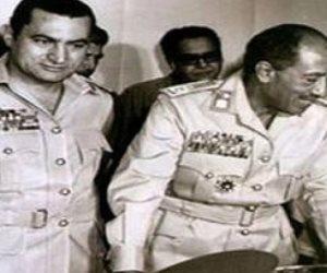 من مذكرات حسني مبارك.. شهادة للتاريخ عن حرب أكتوبر