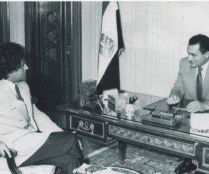 أحمد قذاف الدم يقدم تعازيه في وفاة رئيس مصر الأسبق محمد حسني مبارك
