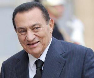 """""""سيذكر التاريخ ما لنا وما علينا"""".. آخر كلمات مبارك قبل التنحي (فيديو)"""