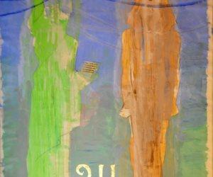 الفنان التشكيلي «رضا عبد الرحمن» يقيم معرضًا خاصًا بجاليرى البيت الجديد