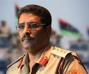 الجيش الليبي يعزي مصر في وفاة حسني مبارك