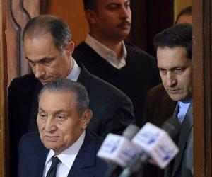 بعد رحيله.. تعرف على ذكريات 1200 يوم في حياة مبارك بمستشفى المعادي العسكري
