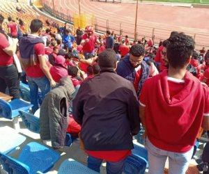 أفريقيا يا أهلي.. توافد الشياطين الحمر على استاد القاهرة استعداداً لمباراة صن داونز (صور)