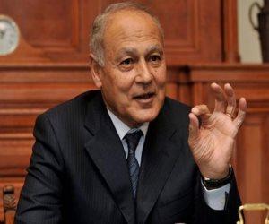 أبو الغيط: فيروس كورونا قد يتسبب فى تأجيل القمة العربية