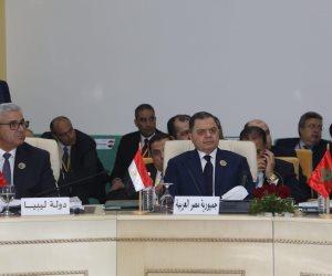 ننشر كلمة وزير الداخلية في اجتماع وزراء الداخلية العرب بتونس ( صور)