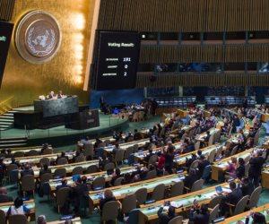 الأمم المتحدة تعترف: المشهد العالمي لتنفيذ أهداف التنمية المستدامة تدهور منذ عام 2015