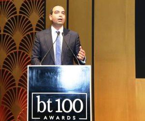 رئيس الصندوق السيادي في احتفالية bt100: القطاع الخاص شركاء المستقبل